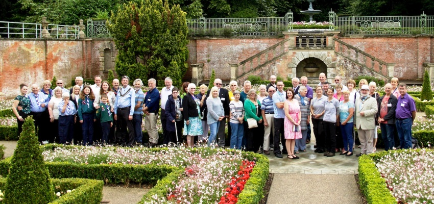Bracknell Awarded Silver Gilt in the Thames and Chilterns in Bloom Judging