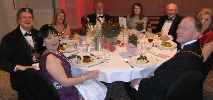 Mayors Charity Ball Success