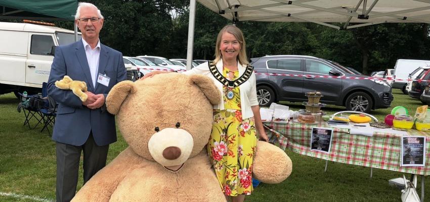 Bracknell residents support Teddy Bears Picnic