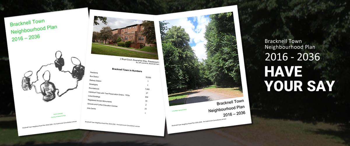 Bracknell Town Neighbourhood Plan