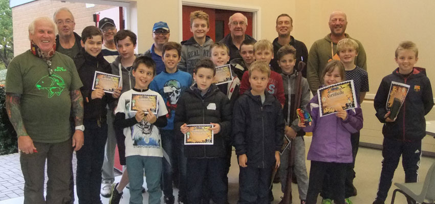 Community Fishing Event for Young People
