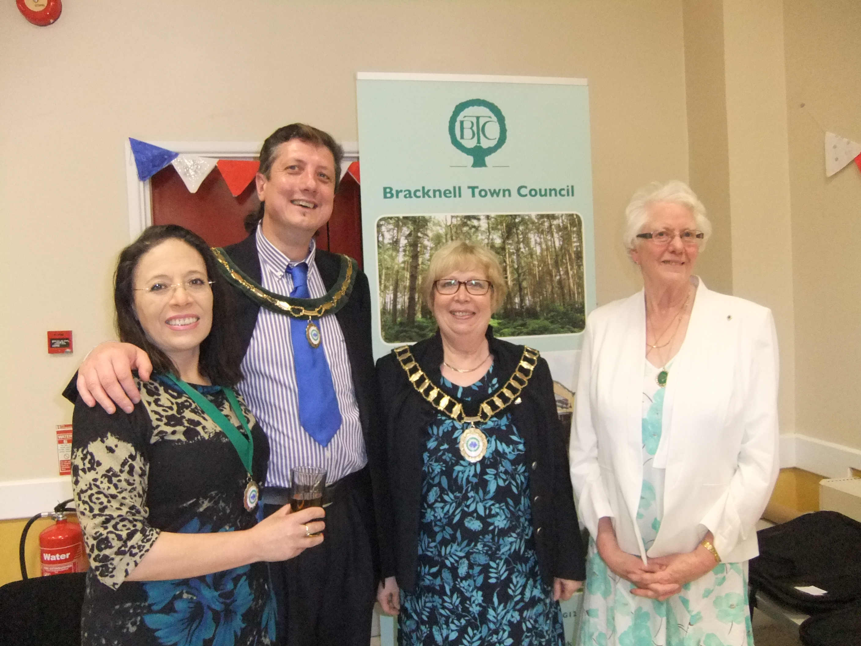 Bracknell Town Council's AGM