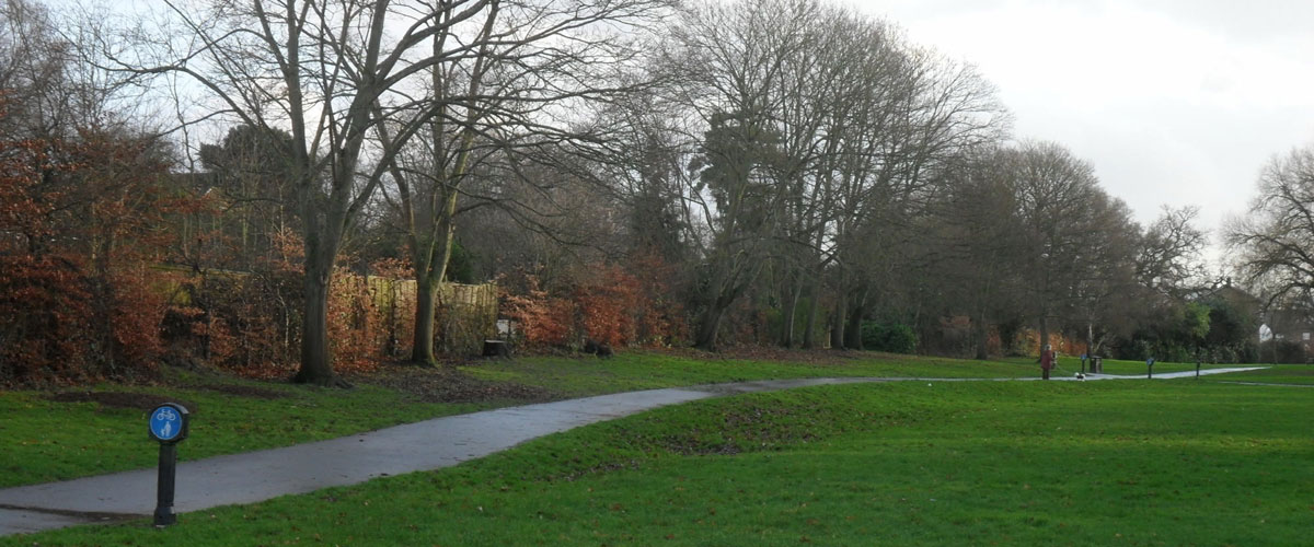 Great Hollands Recreation Ground Update for Park Users and Residents