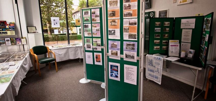 The History of Bracknell Pop Up Museum