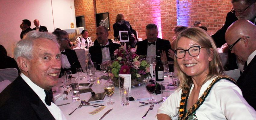 Town Mayor's Charity Dinner