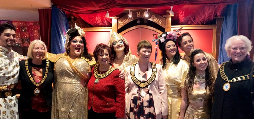 VIP Performance of Aladdin