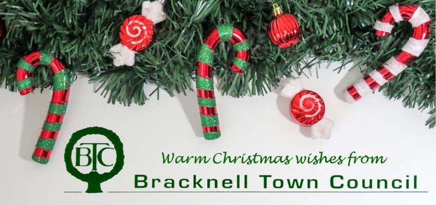 Bracknell Town Council Christmas Opening Hours