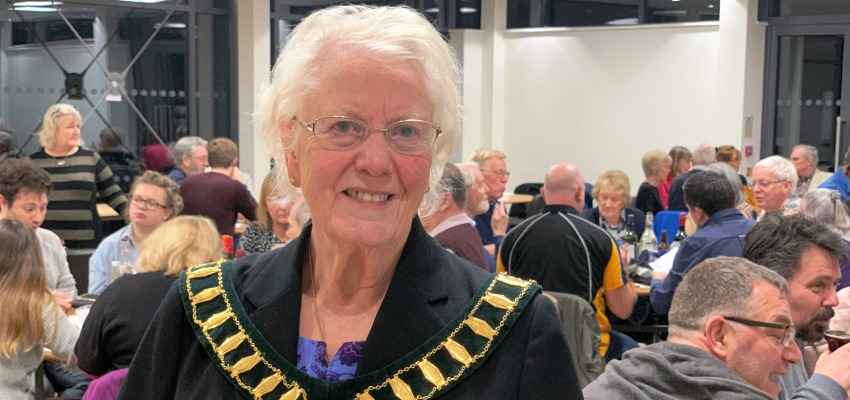 Bracknell Town Mayor's Quiz Night Success