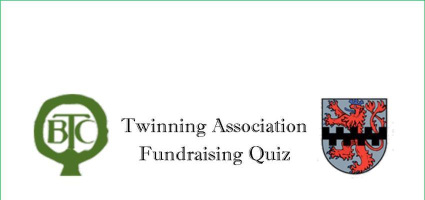 Twinning Association Quiz Night