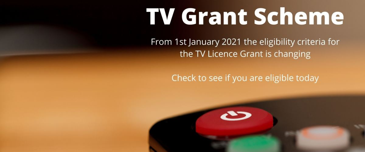 Changes to the Television Grant Scheme